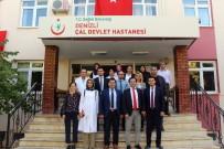 HASTANE - Denizli'de Dijital Hastane Dönemi Başladı