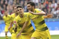 ÖMER TOPRAK - Dortmund, Frankfurt İle 2-2 Berabere Kaldı