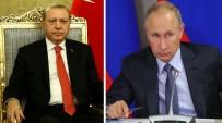 RUSYA DEVLET BAŞKANı - Erdoğan, Putin İle Telefonla Görüştü