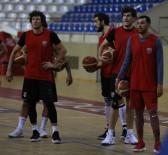 ANADOLU EFES - Eskişehir Basket İle Efes 4. Randevuda
