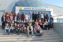 BIYOLOJI - Fen Lisesi Bilim Merkezinde