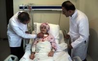 Giresun'da İlk Defa Dil Kanseri Ameliyatı Gerçekleştirildi