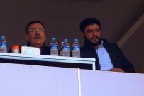 OSMANLISPOR - Gökçek, Osmanlıspor -  Kardemir Karabükspor Maçını İzledi