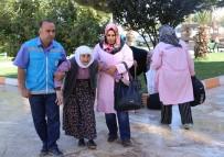 KARAALI - Haliliye Belediyesinden Yaşlı Kadınlara Sağlık Turu