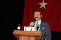 ORGANİZE SANAYİ BÖLGESİ - Hisarcıklıoğlu Açıklaması 'Erzin'e Bir Okul Yaptıracağız'