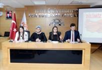 Hitit Üniversitesi'nden 'Dilimiz Kimliğimiz' Konulu Konferans