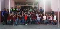 KİMLİK KARTI - Iğdır'da İlkokul Öğrencilerine Trafik Eğitimi
