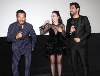 'İlk Öpücük' filminin Avrupa galası
