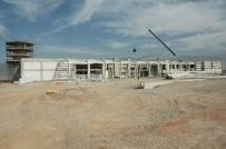 GÖVDELI - Kahramanmaraş'ta Yeni Havaalanı İnşaatı Hızla Yükseliyor