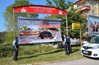 Kartepe'de Reklam Stantları Hayvanlara Ayrıldı