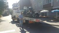 Kocaeli'de Motosikletlere 'Son Sürat' Uygulaması