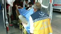 Laf Atma Kavgası Kanlı Bitti Açıklaması 2 Yaralı