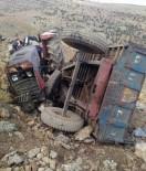 Mardin'de Trafik Kazası Açıklaması 1 Ölü, 6 Yaralı