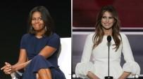 MICHELLE OBAMA - Melania Trump, Daha Az Harcıyor