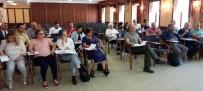 Mersin Barosu'nun 'Bilirkişilik Eğitimi' Başladı