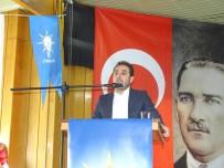 LAIKLIK - Milletvekili İshak Gazel Açıklaması Muhalefet Kendi Anladıkları Manada Bir Laiklik Türküsü Tutturmuş Gidiyor