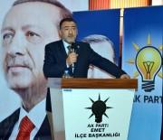 Milletvekili Mustafa Şükrü Nazlı Açıklaması Eti Maden İşletmeleri'nin Merkezi Emet'te Olmalı