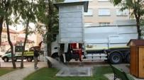 Odunpazarı Belediyesi Titizlikle Çalışıyor