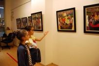YÜZÜNCÜ YıL ÜNIVERSITESI - SANKO Sanat Galerisi'nde Sergi