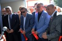 BELEDİYE BAŞKANI - Seferihisar'da İnşa Edilen Cemevi Açıldı