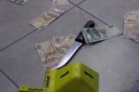 DEVRIM - Soyduğu Marketten Çıkarken Karşısında Polisi Görünce Ne Yapacağını Şaşırdı