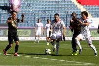 ÖZER HURMACı - Süper Lig Açıklaması Osmanlıspor Açıklaması 0 - Kardemir Karabükspor Açıklaması 0 (İlk Yarı)