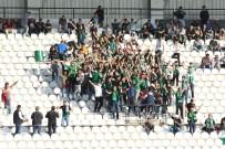 Süper Lig Açıklaması Teleset Mobilya Akhisarspor Açıklaması 1 - Gençlerbirliği Açıklaması 3 (İlk Yarı)