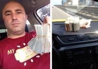 KARADENIZ - Taksisinde Unutulan 42 Bin TL'yi Sahibine Teslim Etti
