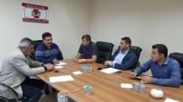 TATSO Başkanı Dağdağan'dan BİGACEM'e Ziyaret