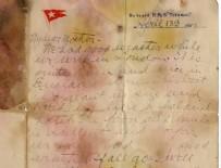 ANDREW - O mektup rekor fiyata satıldı