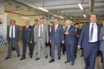 SANAYI VE TICARET ODASı - TOBB Başkanı Hisarcıklıoğlu Açıklaması 'Türkiye'de Toplam 19 Tane AB İş Geliştirme Merkezimiz Var'