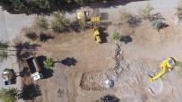 BELEDİYE BAŞKANI - Turgut Özal Parkı İçin İlk Kazma Vuruldu