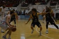 ÜMIT SONKOL - Türkiye Basketbol 1. Ligi Açıklaması Petkim Spor Açıklaması 73 - İstanbuspor Beylikdüzü Açıklaması 83