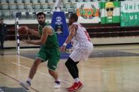 ORÇUN - Türkiye Basketbol Ligi Açıklaması Yalova Group Belediyespor Açıklaması 78 - Bursaspor Durmazlar Açıklaması 90