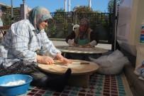 GÖZLEME - Türkiye'de Müzecilikte İlk Konsept Açıklaması Ziyaretçilere Yöresel Ürünler İkram Ediliyor