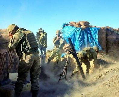 Zap'ta 6 günde 44 terörist öldürüldü!