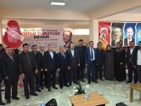 METIN ÇELIK - AK Parti Hanönü 6.Olağan İlçe Kongresi Yapıldı