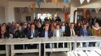 AK Parti Kargı Kadın Kollarında Esra Peker Dıönemi