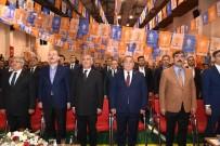 AK Parti Merkez İlçe Kongresi Yapıldı