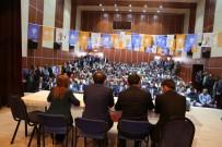 ALI İHSAN MERDANOĞLU - AK Parti Varto İlçe Başkanlığına Turgut Seçildi