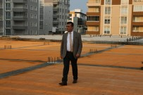 ORTAK AKIL - Atakum'da Dev Kompleks İnşaatı Hızla Sürüyor