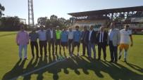 AMPUTE FUTBOL - Avukat Spor Oyunları Törenle Başladı