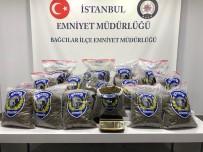 KOKAIN - Bağcılar'da Bir Emlakçıya Uyuşturucu Operasyonu Düzenlendi