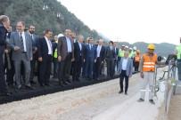 AHMET ARSLAN - Bakan Arslan, Kahramanmaraş'ta Yatırımları İnceledi