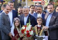 VAHDETTIN - Bakan Arslan Kahramanmaraş'ta