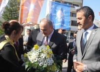 FEHMİ KÜPÇÜ - Bakan Özlü Açıklaması 'Muhalefetin Gözü Edirne'den Ötesini Göremiyor'