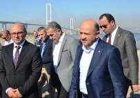 Başbakan Yardımcısı Işık, Yalova Hersek'te İncelemelerde Bulundu