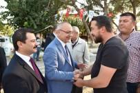 Başkan Ergün Vatandaşlarla Buluştu