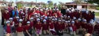 HASAN TAHSIN - Başkan Gümrükçüoğlu, İlkokul Öğrencilerini Ağırladı