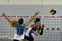 AYDIN DOĞAN - Bayanlar Voleybol 1. Lig Açıklaması Gümüşhane Belediyesi Gençlerbirliği Açıklaması 3 - Anadolu Üniversitesi Açıklaması 1